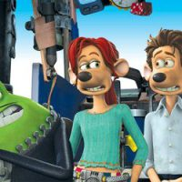Flushed away film