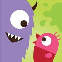 Sago Mini monsters app